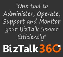 BizTalk360 - BizTalk Administration/Monitoring tool