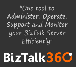 BizTalk360 - BizTalk Administration/Monitoring tool